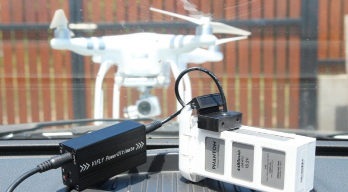 VIFLY Power Ultimate DJI battery charger review