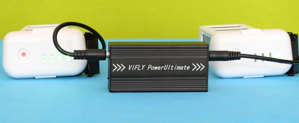 VIFLY PowerUltimate DJI charger review: Test