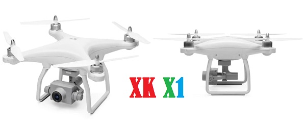 XK X1 drone design