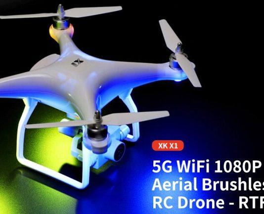 XK X1 drone