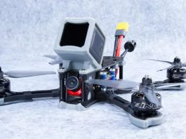 iFlight Nazgul5 FPV drone