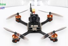 Eachine Tyro69 drone quadcopter
