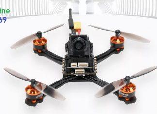 Eachine Tyro69 drone quadcopter