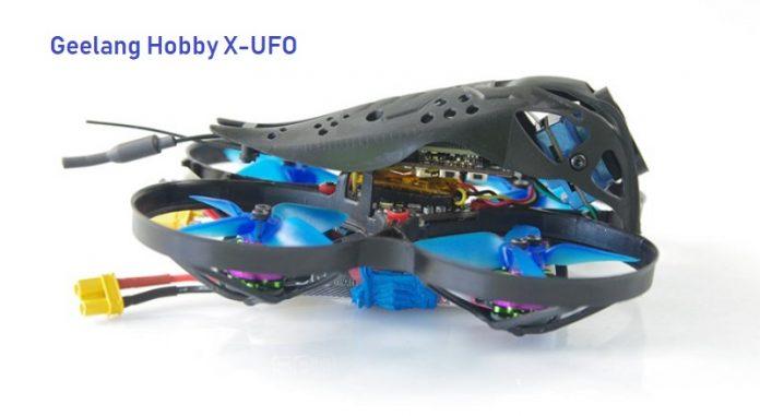 Geelang Hobby X-UFO 85X FPV Drone