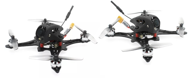 HBRC FF65-GT: Compact entry-level FPV drone | First Quadcopter