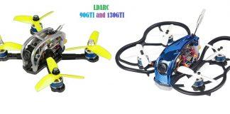 LDARC 90GTI & 130GTI drones