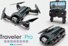 S17 Traveler Pro drone