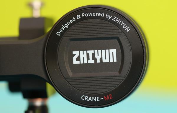 ZHIYUN CRANE M2 gimbal Review: Design
