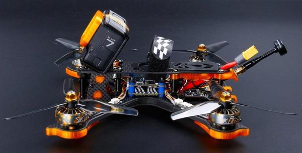 iFlight Cidora SL5 drone design