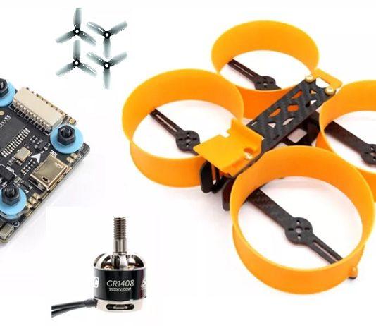 Donut 3inch DIY CineWhoop Drone Kit