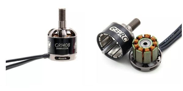 GEPRC SPEEDX GR1408 3500KV motor specs