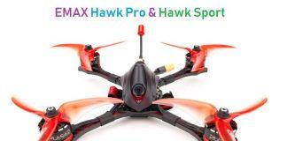 EMAX Hawk Pro 5 & EMAX Hawk Sport 5