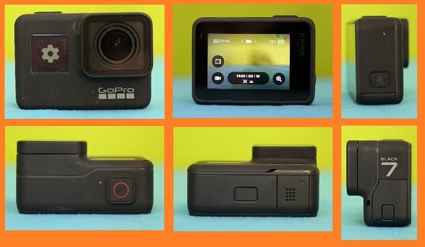 GoPro 7 Black review: Design