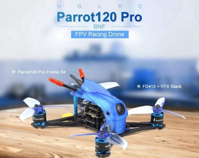 HGLRC Parrot120 Pro FPV drone