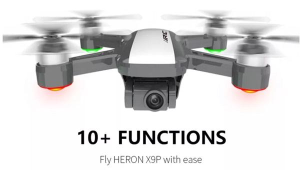 JJRC Heron X9P discount code