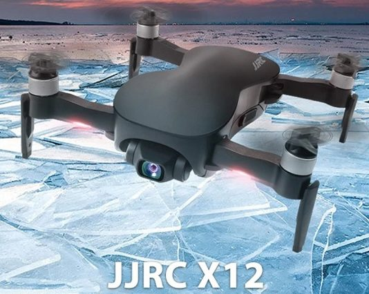 JJRC X12 Drone