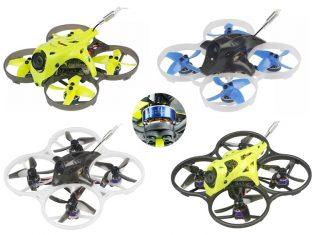 LDARC ET75 & ET85 FPV drones