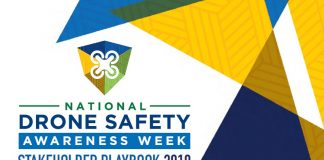 National Drone Safety Awareness Week 2019