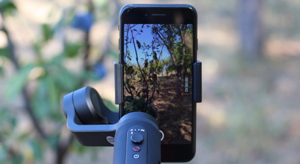 ZHIYUN SMOOTH Q2 Review: Working modes