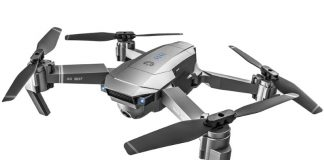 ZLRC SG907 drone