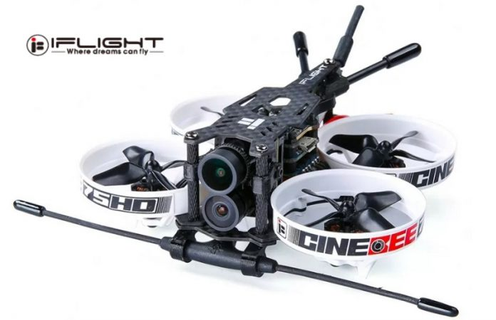 iFlight Cinebee Hybrid 4K