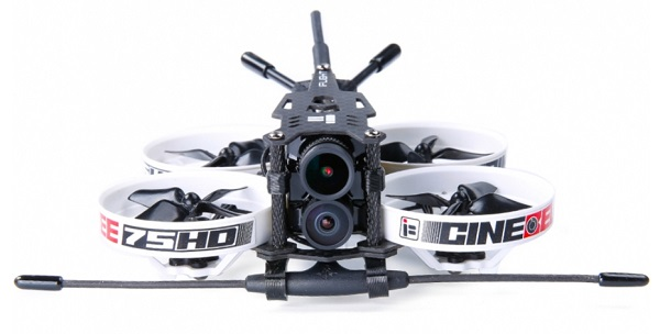 iFlight Cinebee Hybrid 4K main parts