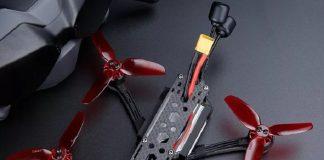 iFlight DC3 HD SucceX Mini-E FPV drone powered by DJI AIr FPV system