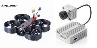 iFlight MegaBee HD SucceX Mini-E FPV drone with DJI FPV