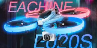 Eachine E020S GPS 4K drone