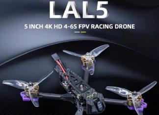 Eachine LAL5 FPV drone