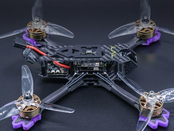 Eachine LAL5 drone main parts