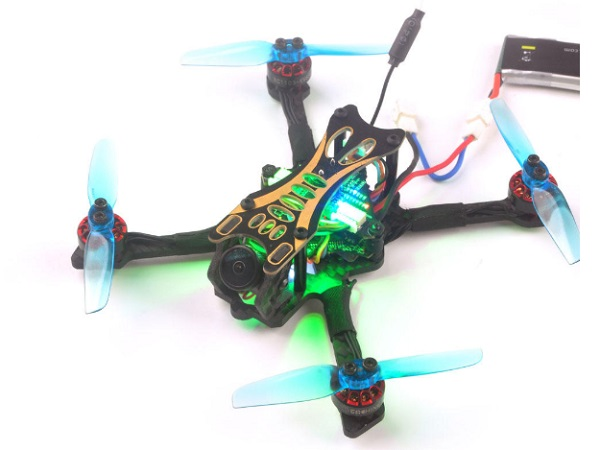 Eachine Novice-II parts specs