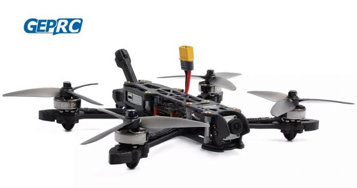 Geprc Mark 4 HD5 FPV drone