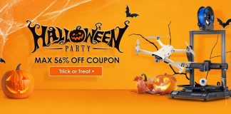 Halloween drone deals 2019