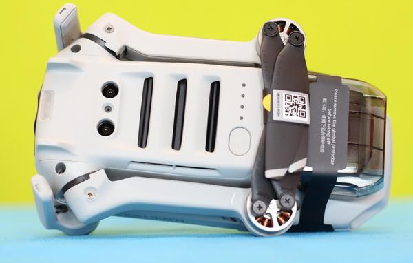 DJI Mavic Mini Arya review: TOF sensors