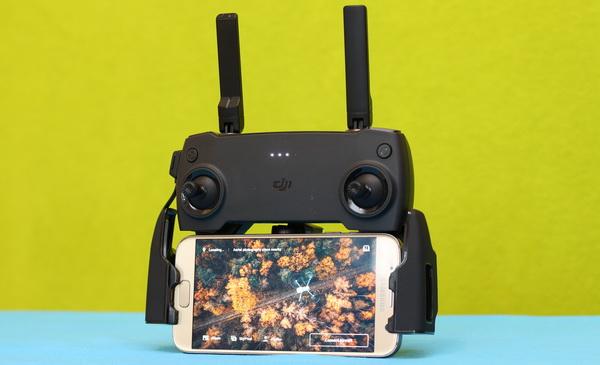 DJI Mavic Mini Arya review: Transmitter