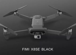 Xiaomi FIMI X8 Black edition