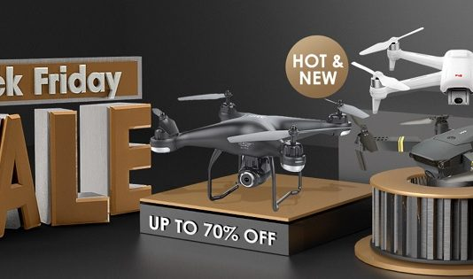 Black Friday Drone Deals & Discount Coupons 2019