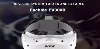 Photo of Eachine EV300D goggles