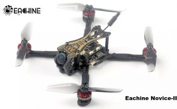 Eachine Novice-III FPV Race drone