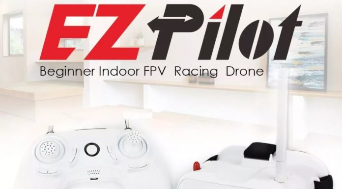 Photo of Emax EZ Pilot drone