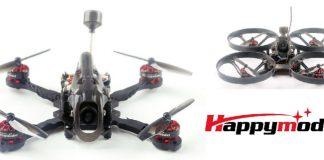 Happymodel Larva X quadcopter