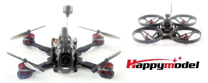 Happymodel Larva X quadcopter