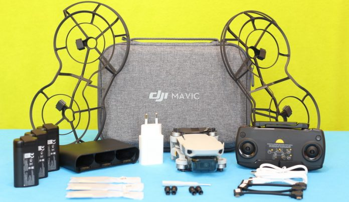 DJI Mavic Mini Standard vs Mavic Mini Fly more Combo