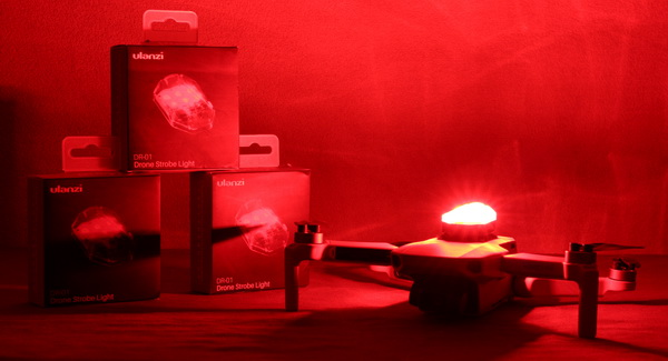Drone strobe light review: Verdict