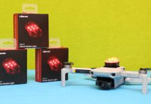 Drone strobe light Ulazni DR-01 review