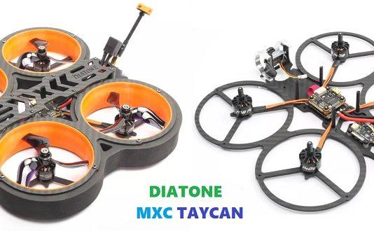 DIATONE MX-C 349 TAYCAN