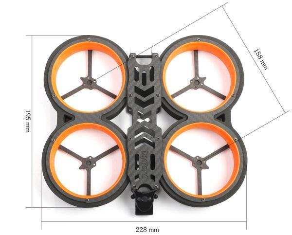 TAYCAN frame dimensions