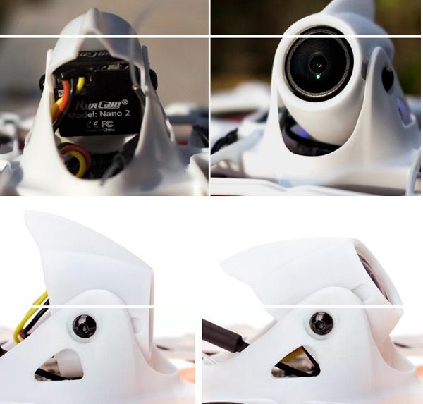Camera of EMAX Tinyhawk II drone