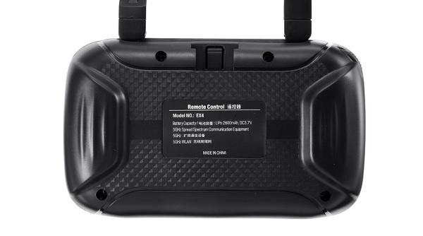 Image of EX4 remote controller
